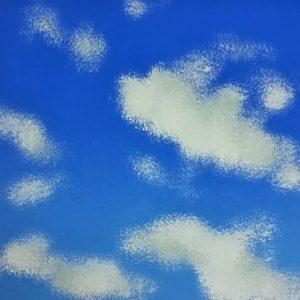 積雲2(扁平雲)