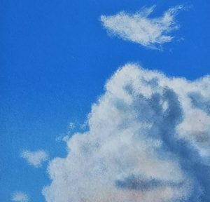 積雲6(入道雲)