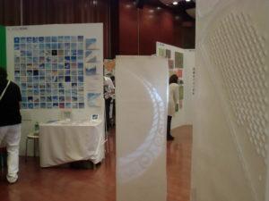 アートストリーム展示風景